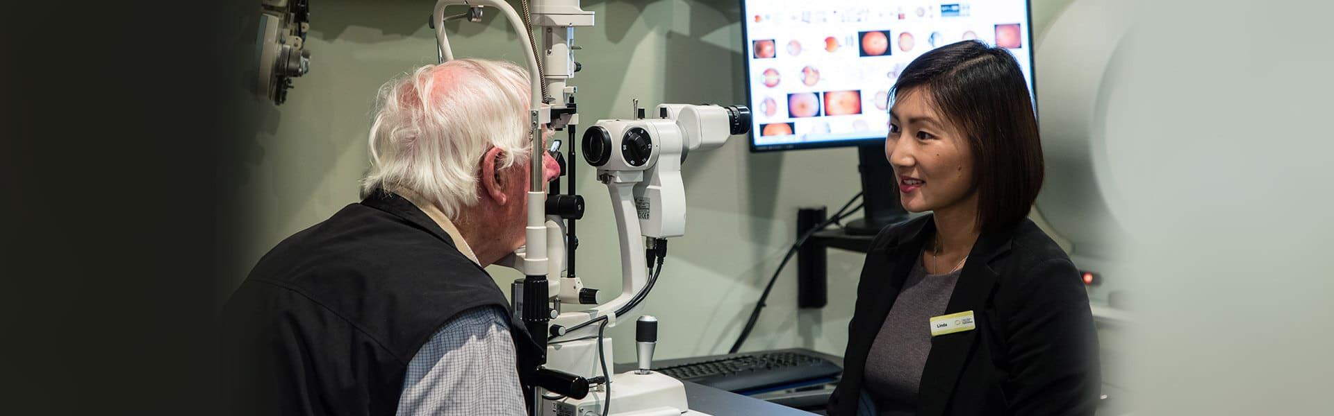 Harris Blake Parsons Eyecare