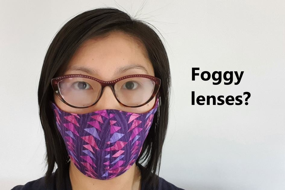Mask Foggy Lenses